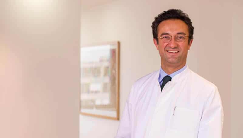 Dr. med. Kourosh Taghavi Facharzt für Frauenheilkunde und Geburtshilfe in Düsseldorf