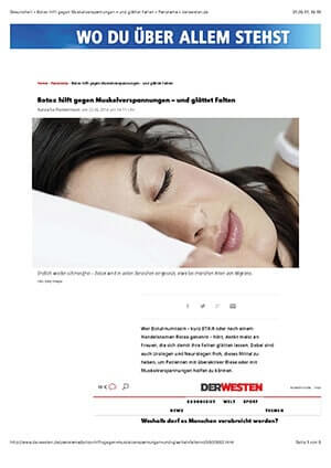 Arteo Praxis Düsseldorf – Schmerzfrei dank Botox