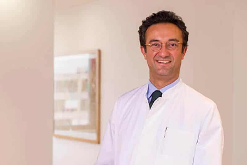 Dr. Taghavi - Facharzt für Gynäkologie in Düsseldorf