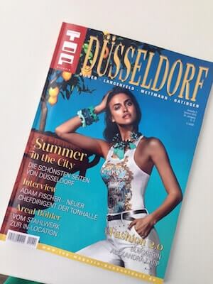 Hübsch gerundet – Top Magazin