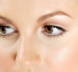 Behandlung einer schiefen Nasenscheidewand