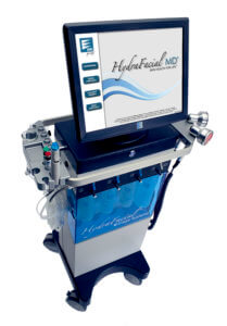 HydraFacial™ Tower topAngle HiRes